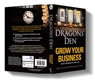 Dragons Den Grow Your Business