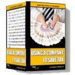 using a company to save tax book cover